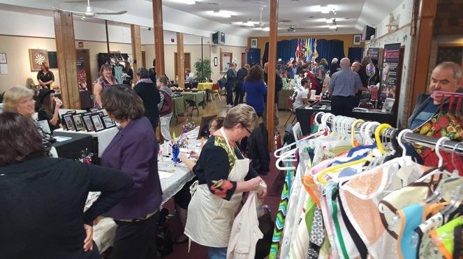 Bedford Legion vendors fair local